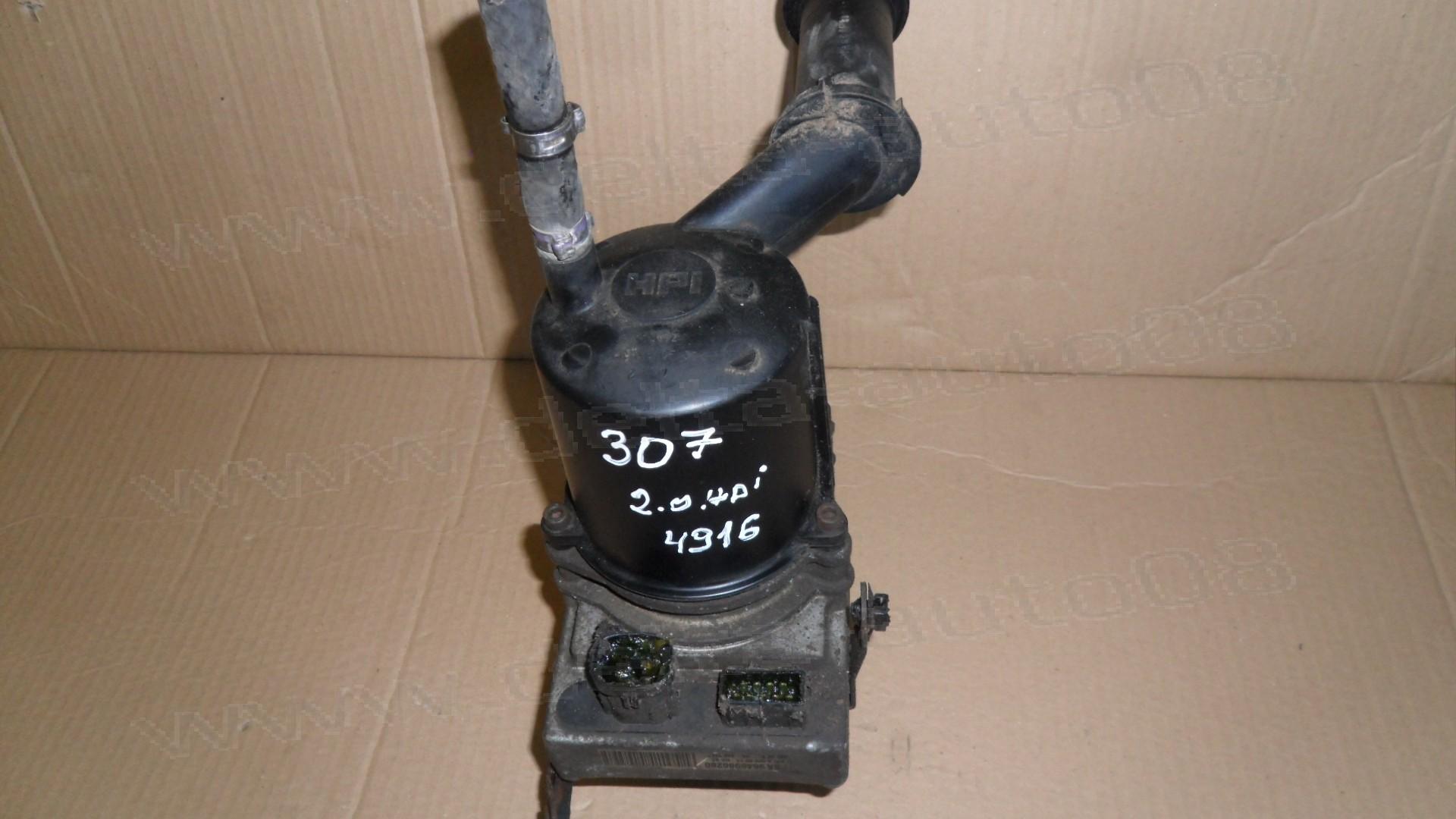 Хидравлична помпа за Peugeot 307 2.0 HDi 2001-2008г., 9646986280, A 508 86 74, A5088674, PSA 9646986280, PSA9646986280