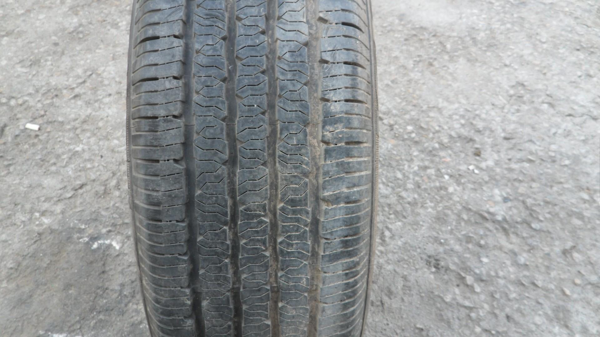 Резервна гума с джанта за Hyundai Santa Fe 2.2 CRDI, 2007г., 52910-2B170, 529102B170, размер гума - 235/65R17, размер джанта - 7JX17