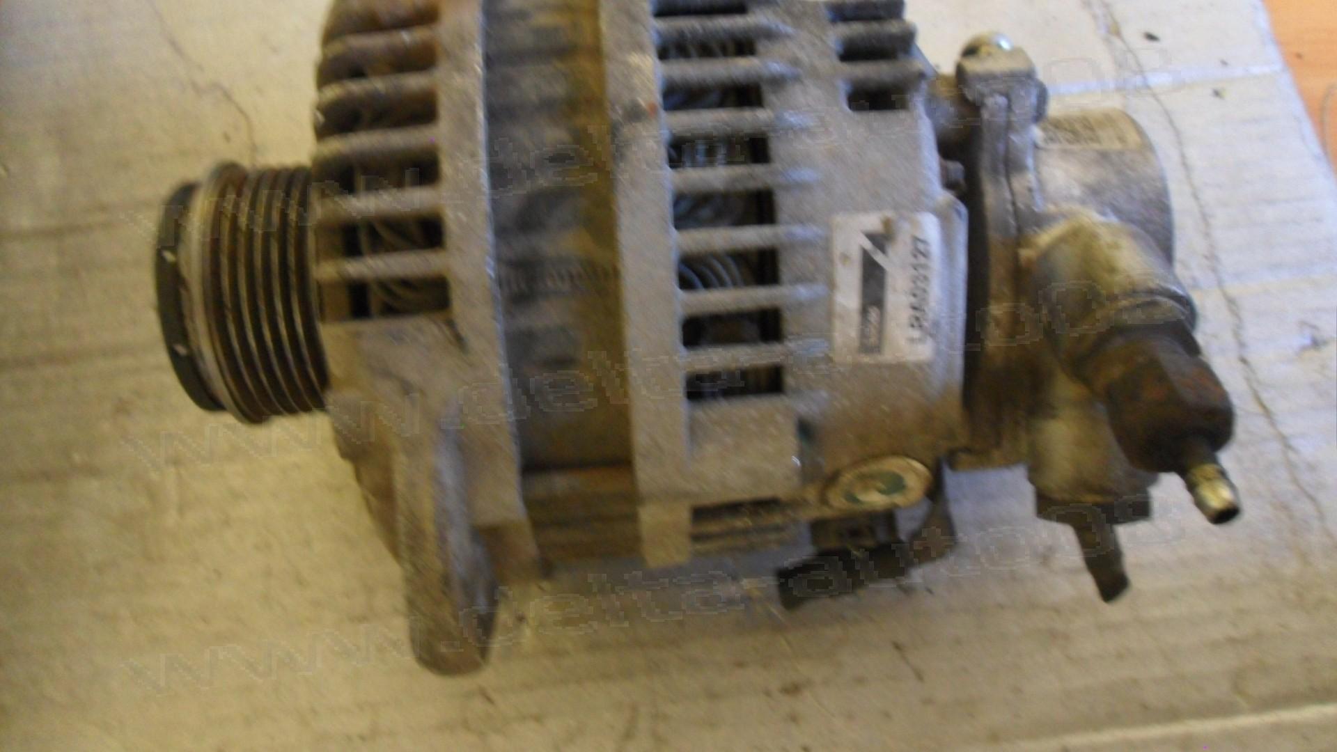 Алтернатор, генератор за Opel Corsa, Astra H, 1.7 CDTI, 2004-2014г., LR1110-502-M1, LR1110502M1, LRA03127