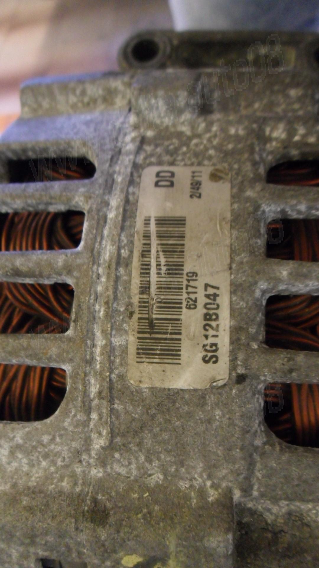 Алтернатор, генератор за Audi A4, A6, 1.6T, 1.8T, 2.0 TFSI, FSI, 2002-2009г., SG12B047