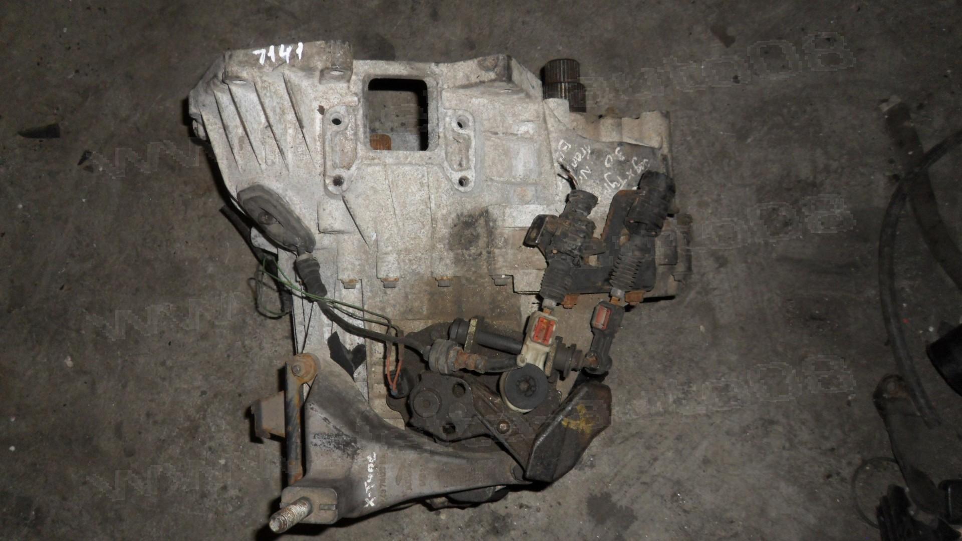 Ръчна скоростна кутия за Jaguar X-Type, 2.5, V6, 3.0, V6, 4x4, 2001-2010г., 1X4R 7002 AE, 1X4R7002AE - 5 скорости