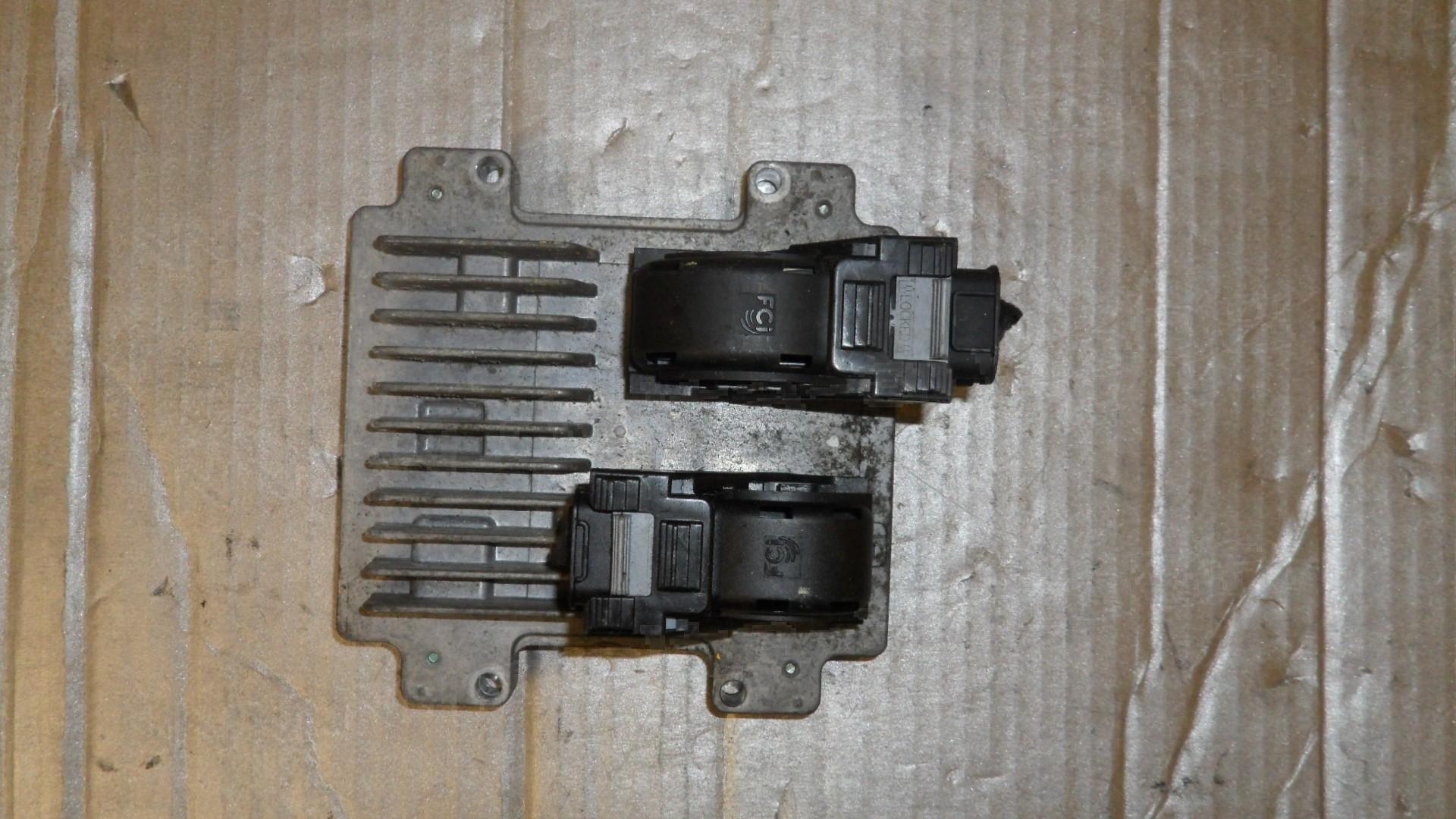 Компютър двигател за Opel Insignia 1.8i, 2008-2017г., 12621466, 12632592, E83 12632592, E8312632592, YSXL