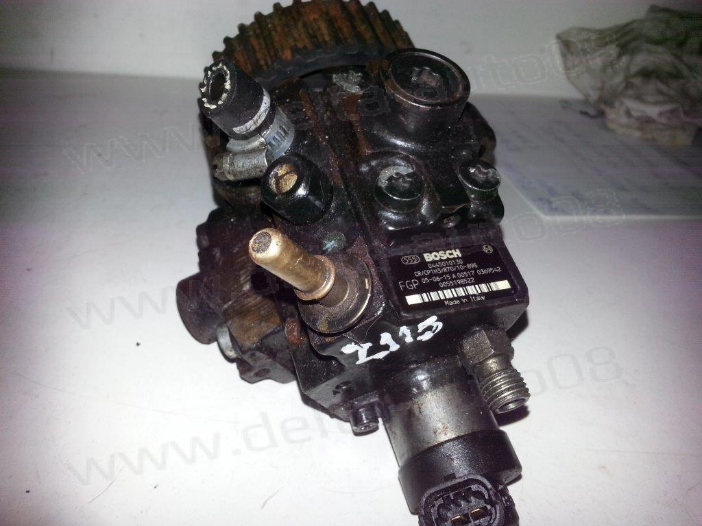 ГНП за Fiat Stilo, Opel Vectra C 1.9 JTD  Bosch  0445010130,  FGP 05-06-15,  A00517 0369542, 0055198522, FGP050615, A005170369542