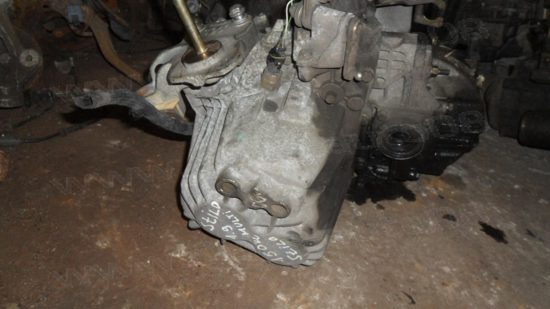 Ръчна скоростна кутия за Fiat Stilo, Bravo, Alfa Romeo 147. 156, 1.9 JTD, 150к.с., 46433289, 46808488