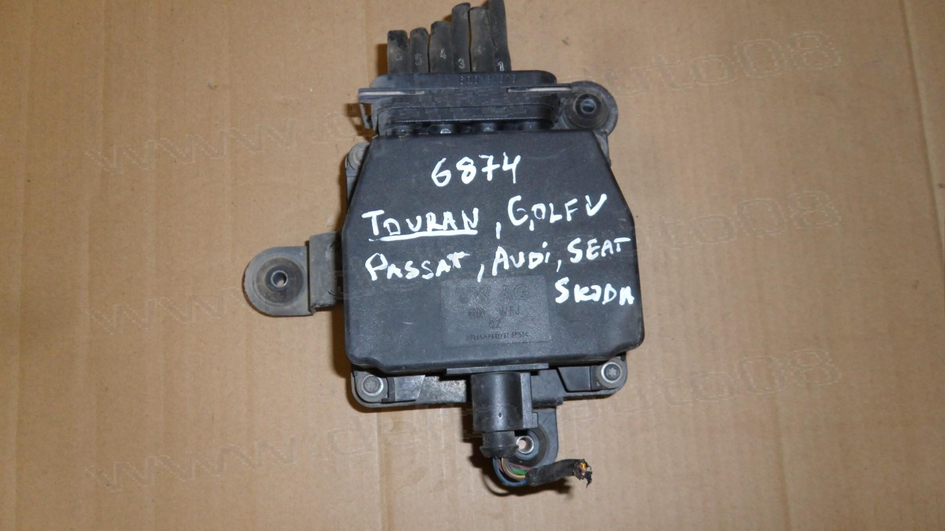 Вакуум клапан за VW Touran, Golv V, Passat, Seat, Skoda, Audi, 6Q0131075, 6Q0 906 625, 6Q0906625, 400434A