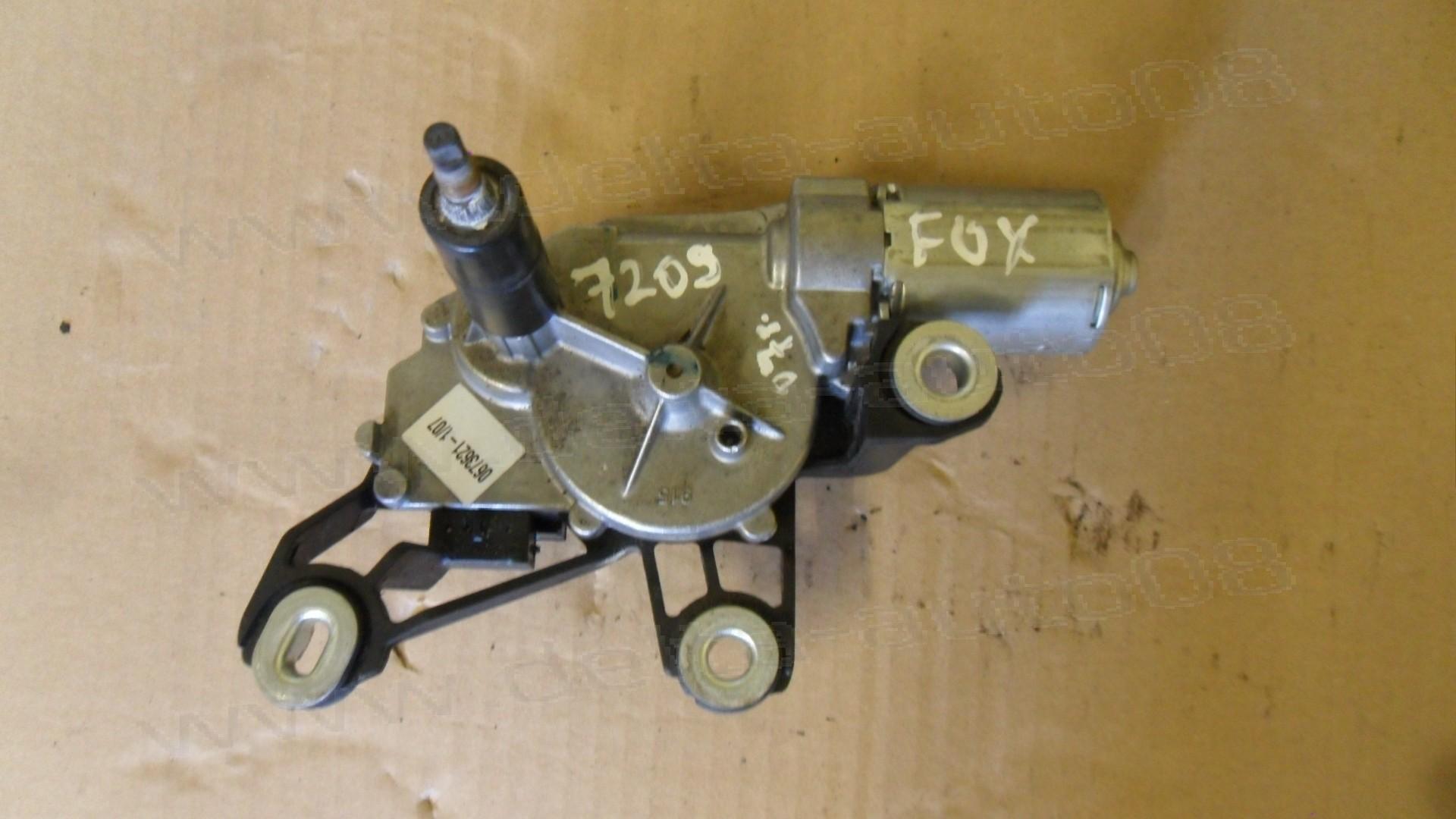Мотор задна чистачка за VW Fox, 2003-2011г., 5Z6 955 711, 5Z6955711, F.006.B20.059, F006B20059