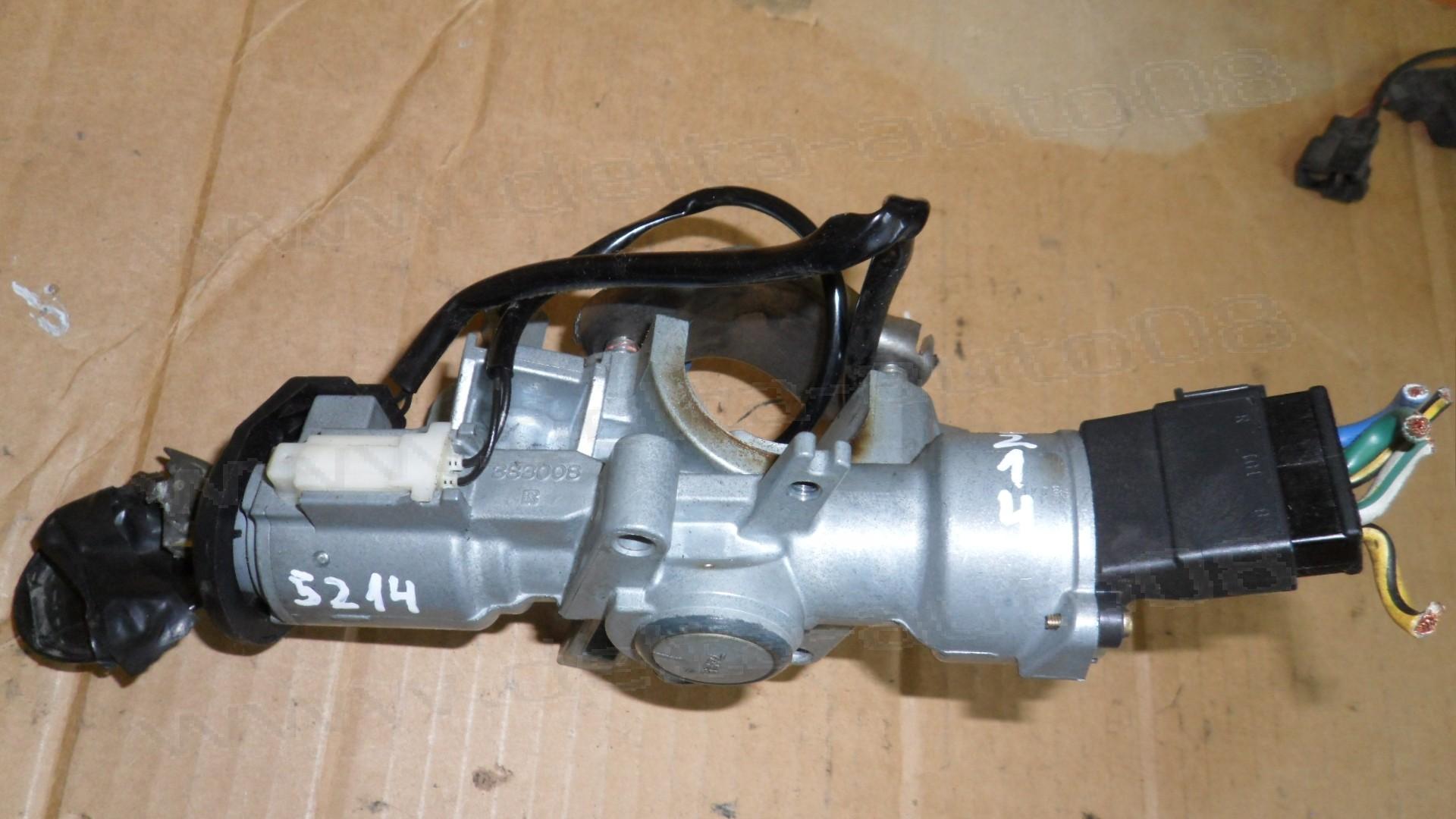Комплект контактен ключ, ключ запалване за Suzuki Liana 1.4 HDi, 383008