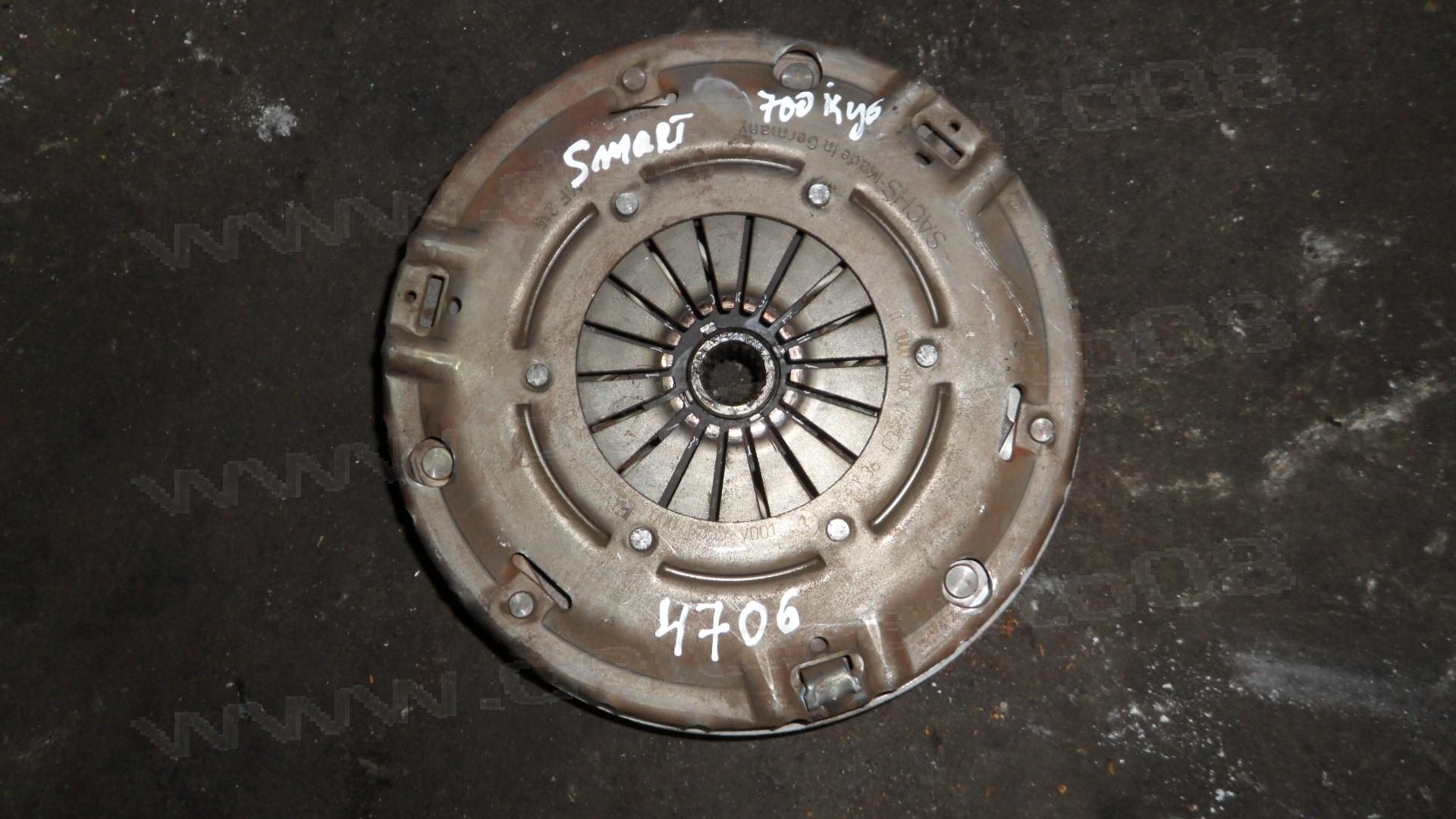 Съединител комплект за Smart ForTwo 450 0.7L  2004-2007г., 000 9855 V001, 0009855V001