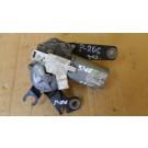 Мотор задна чистачка за Peugeot 206, 1997 - 2005г., 9638664980, 530 11 412, 53011412