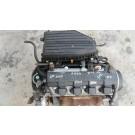 Двигател за Honda Civic, 1.4I, 90к.с., 2004г., D14Z6. Цената е за необорудван двигател.