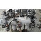 Двигател за Mitsubishi Space Wagon, 2.0 MPI, 136к.с., 2002г., 4G63. Цената е за необорудван двигател.