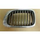 Предна решетка, бъбрек за BMW 3 E46  325 Ci - 1999 - 2006г.,  51.13 208 667, 5113208667 - ляв