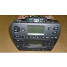 Радио, CD плейър, управление климатик за Jaguar X-Type, S-Type 2.0D  2001-2008г.   1X4H18C612GC, 4X43-18B876-AC, 4X43 18B876 AC, 4X4318B876AC