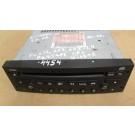 CD радио плеър за Citroen C2, C3, Peugeot 206, 207, 307  1.4  2002 - 2009г.  96 476 647 XT, 96476647XT, PU-247A(E), PU247A E