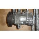 Компресор климатик за MG MGF, Rover, 1.8i VVC, 1995-2002г., JPB100860, W962498Z, VS96DV1