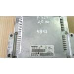 Компютър двигател за Peugeot 307 2.0 HDi  0 281 011 081, 0281011081, 96 474 727 80, 9647472780, 28FM0396, 9646850580