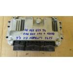 Компютър двигател за Citroen C2, 1.6, 2005г., 96 659 890 80, 9665989080, 0 261 208 907, 0261208907